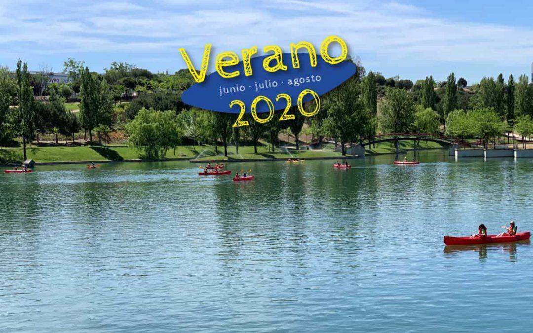 Segundo turno del campus de verano 2020