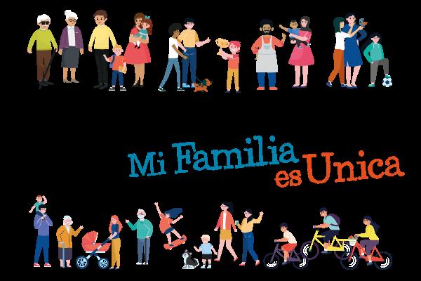Premios Concurso Mi familia es única